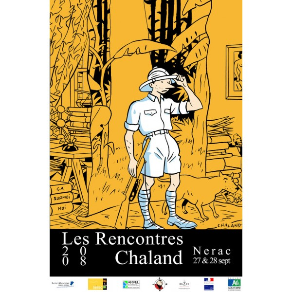 Rencontre yves chaland