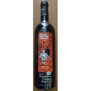 """Btlle Vin AOC Buzet Dom. Salisquet - Chaland """"Coll. Ideale"""" RC 2017"""