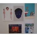 Cartes Postales Lot.10+1 FLOCH et CHALAND, Rencontres Chaland 2020