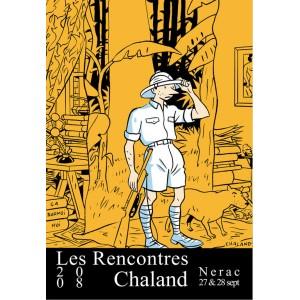 Ex Libris Yves Chaland Recontres 2008