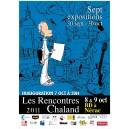 Affiche Rencontres Chaland 2011 par ZEP