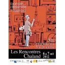 Affiche Rencontres Chaland 2012 par AVRIL