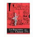 Sérigraphie Rencontres Chaland 2012 par AVRIL