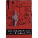 Carte Postale Affiche AVRIL Rencontres Chaland 2012