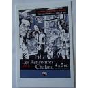 Carte Postale Affiche BURNS Rencontres Chaland 2014