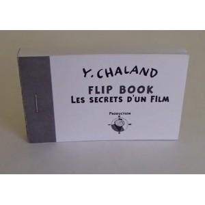Flip Book Yves CHALAND, Cinéma Rencontres Chaland 2015