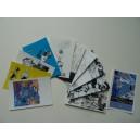 Cartes Postales Lot.10+1 Yves CHALAND, Chic Planète Rencontres Chaland 2016